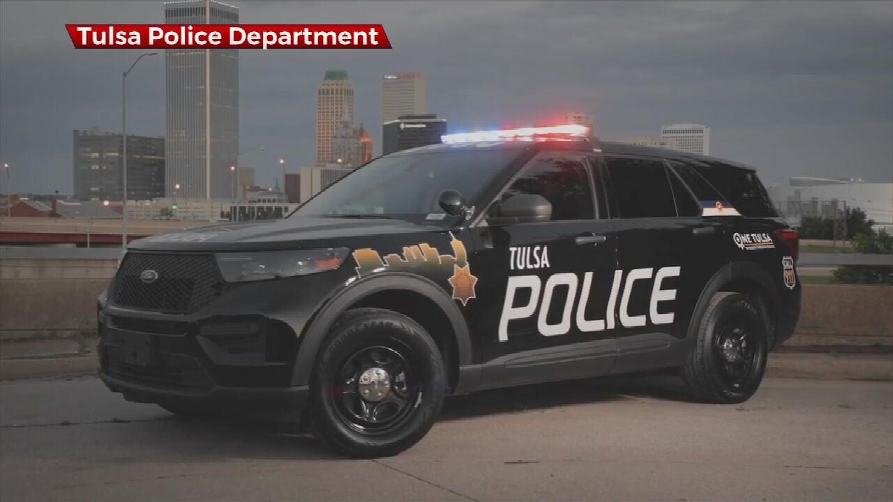 Tulsa Police Department Unveils New Patrol Car Design