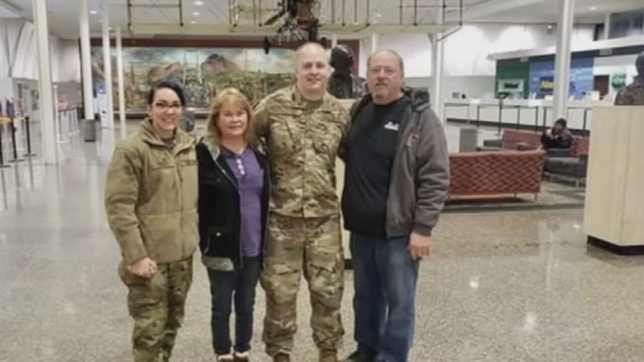 Memorial Service To Be Held For Owasso Airman