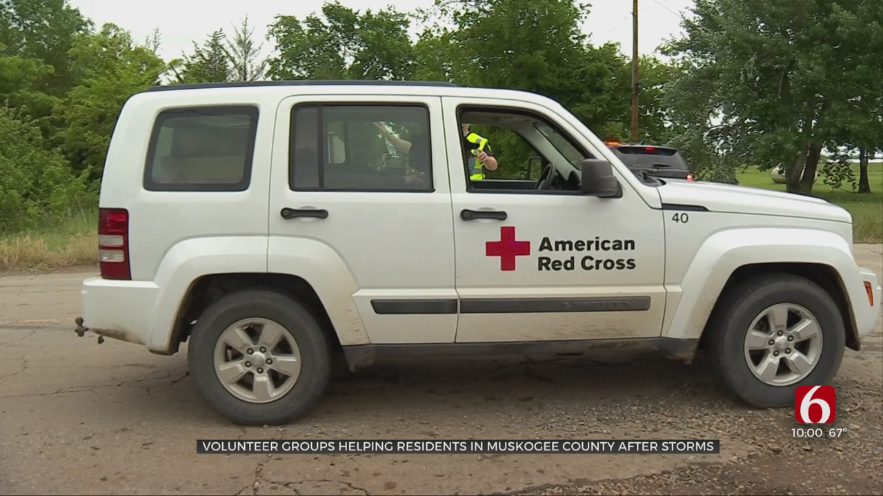 Muskogee County Residents, Emergency Crews Picking Up The Pieces After Severe Weather