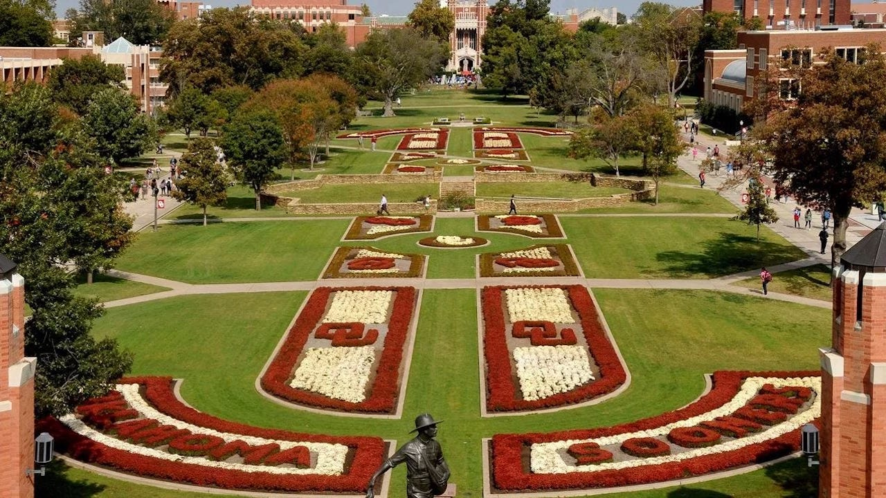 University Of Oklahoma Releases More Safety Plan Details For Fall Semester