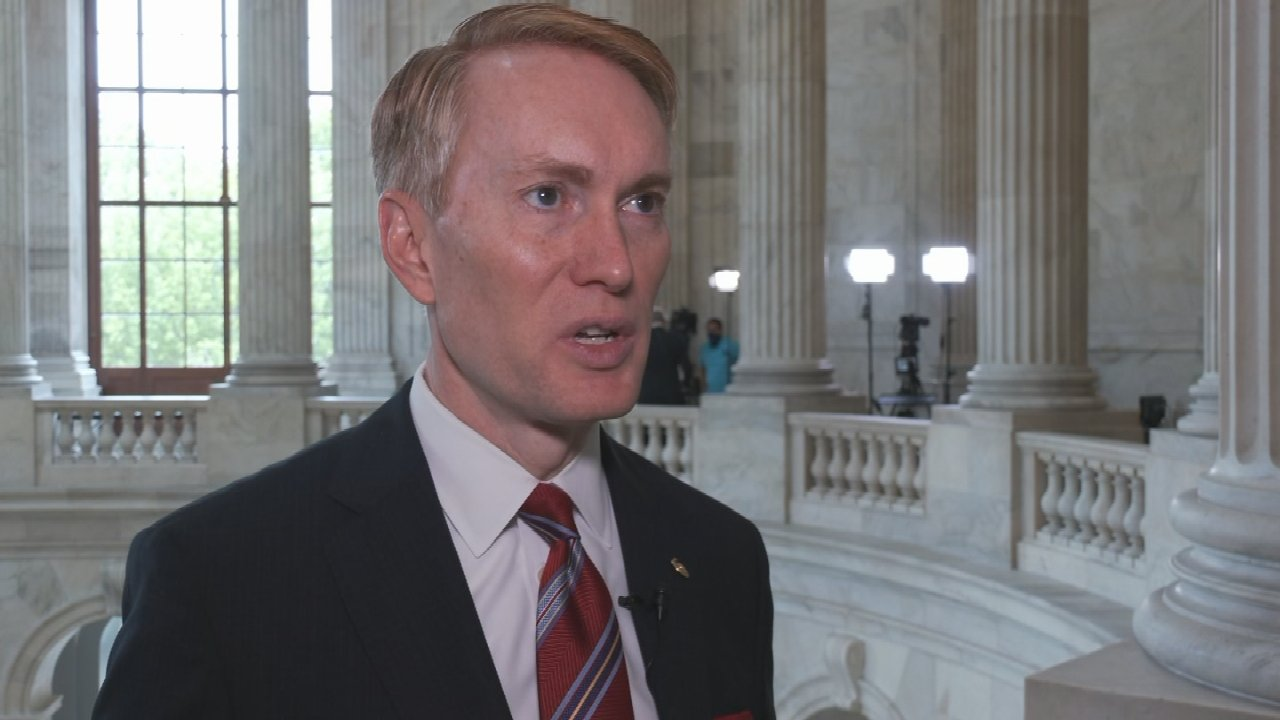 Sen. Lankford Weighs In On President's Recent COVID-19 Related Actions