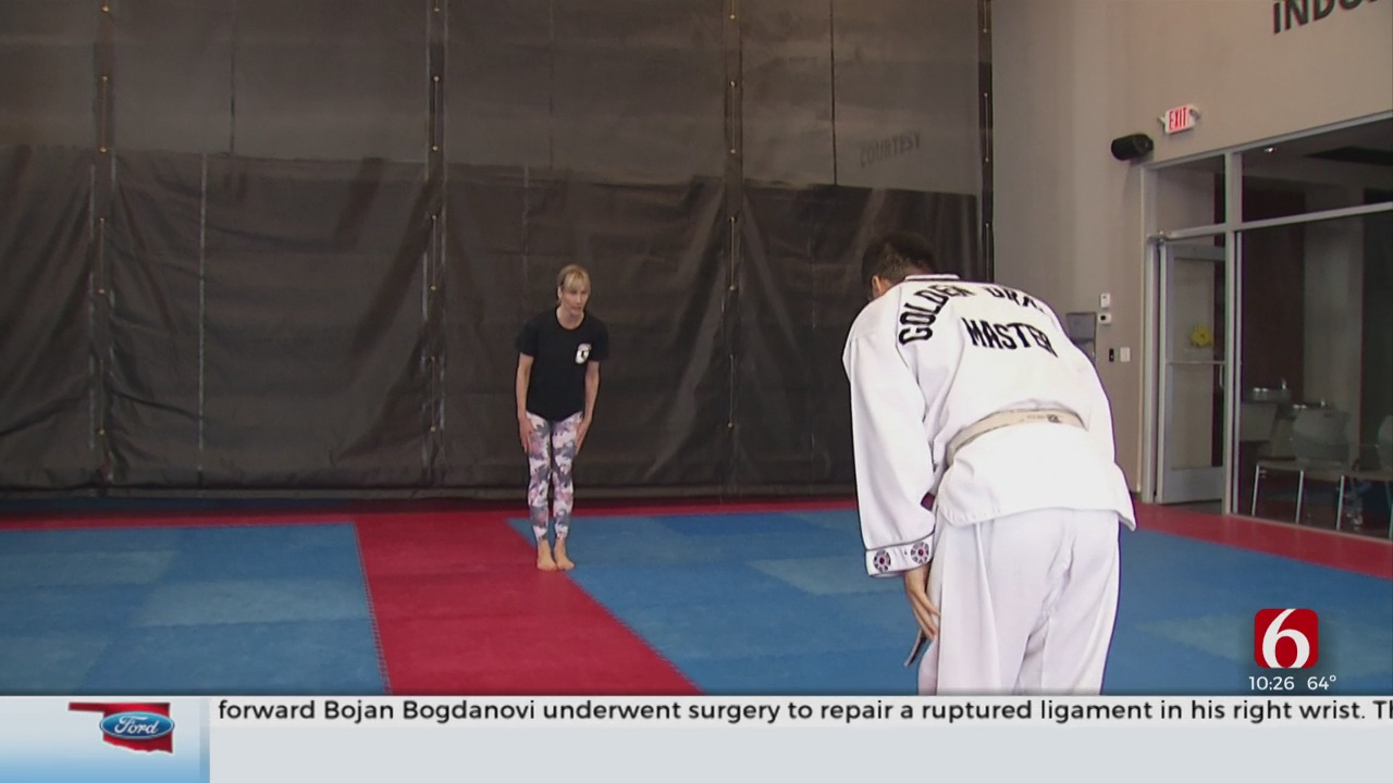 Oklahoma Taekwondo Group Adapts To Training During The Pandemic