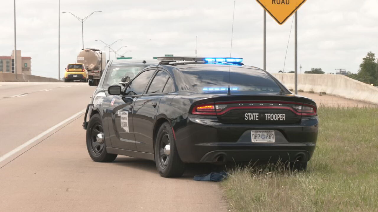 Oklahoma Highway Patrol Warning Drivers To Slow Down