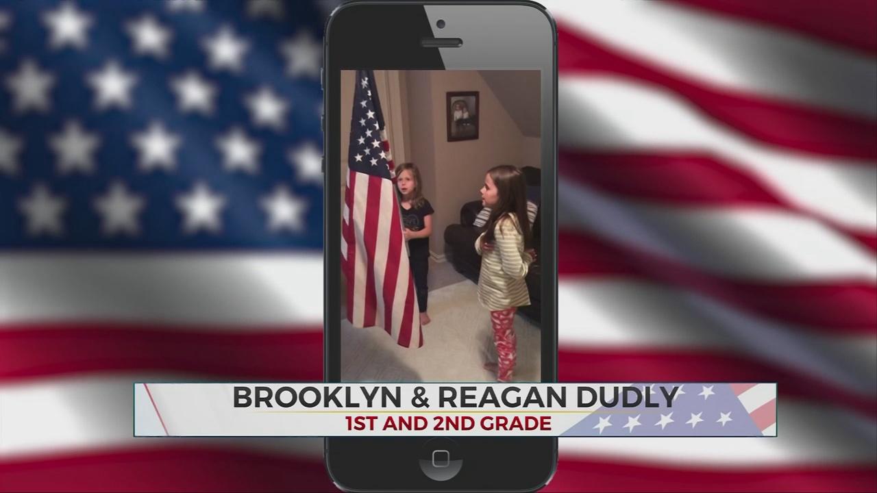 Daily Pledge: Brooklyn & Reagan