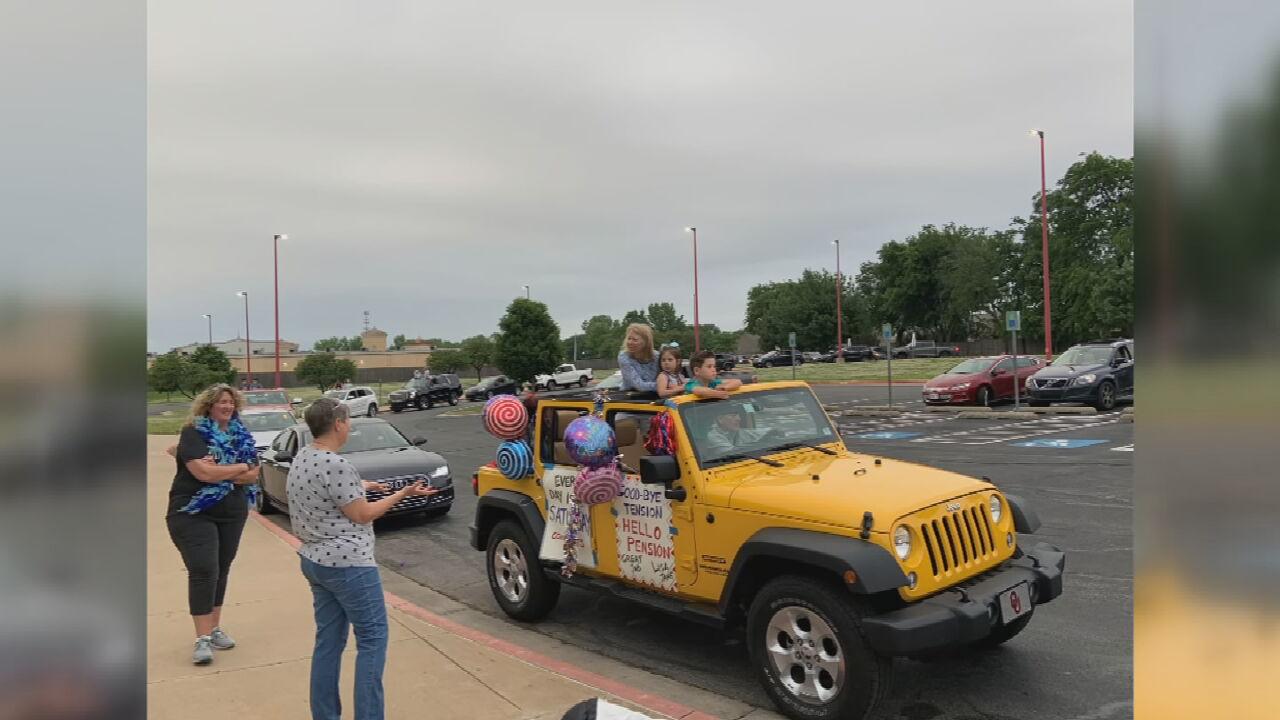 Moore Elementary School Celebrates 4 Retiring Teachers