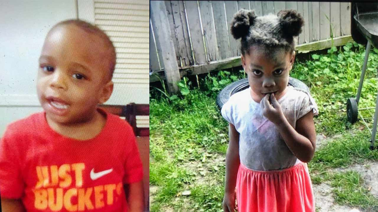 Tulsa Police Searching For Pair Of Missing Toddlers