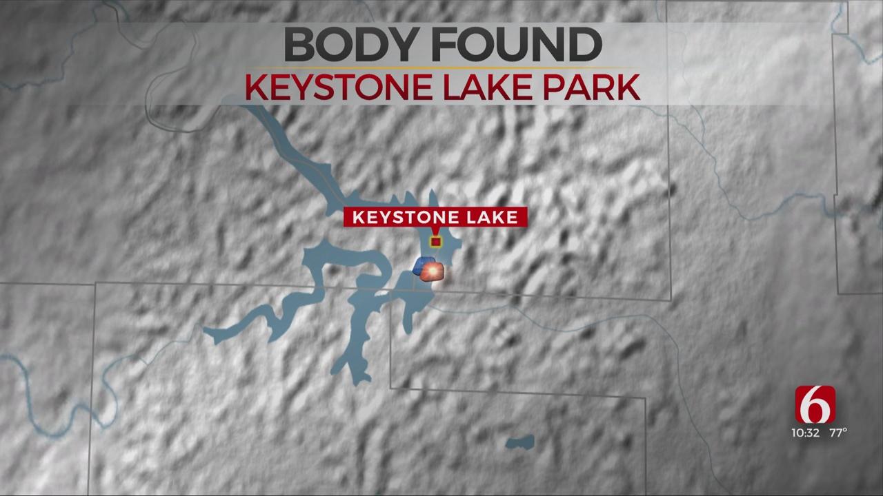 Body Found At Keystone Lake
