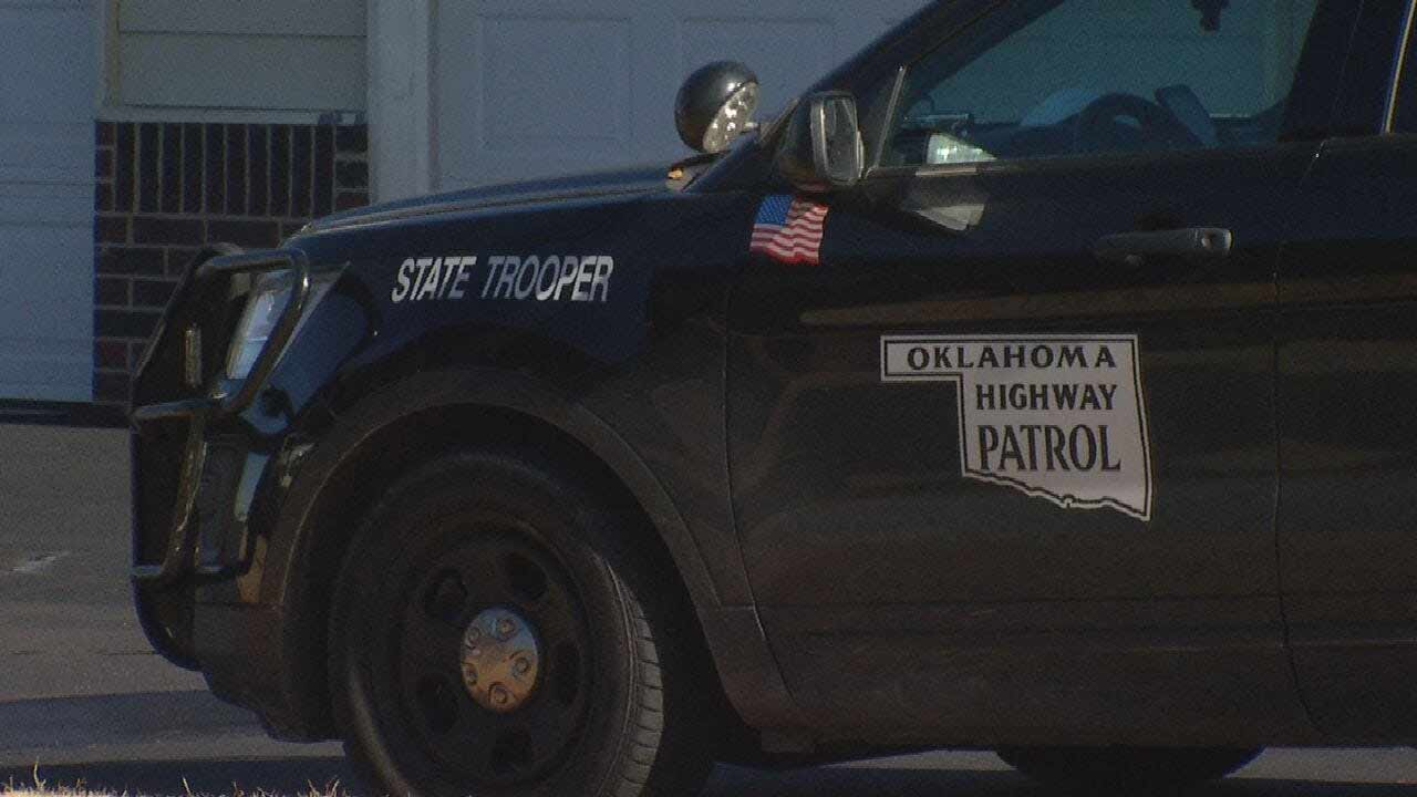 OHP Troopers Respond After Teens Injured In Rogers County Crash