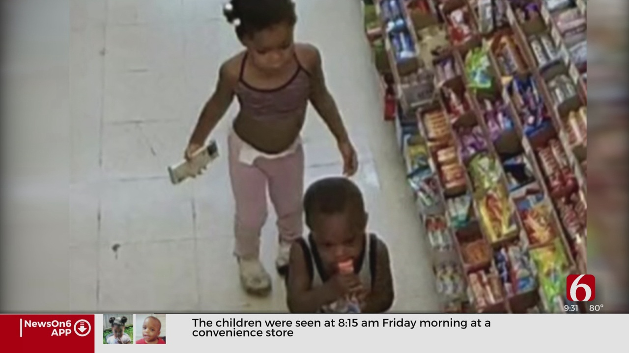 Mother Of Missing Toddlers In Custody; Police Still Searching For Children