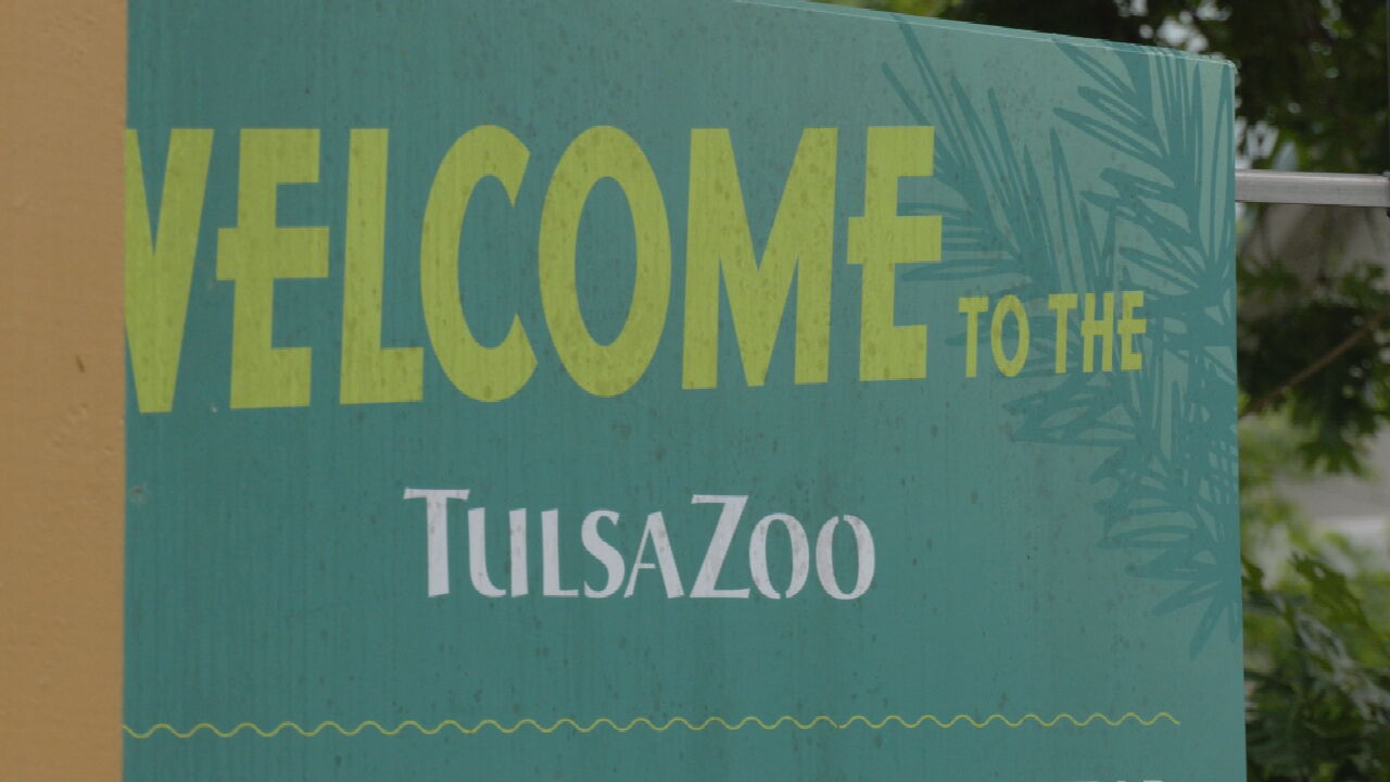 Tulsa Zoo Welcomes Members Back After Closing For Two Months