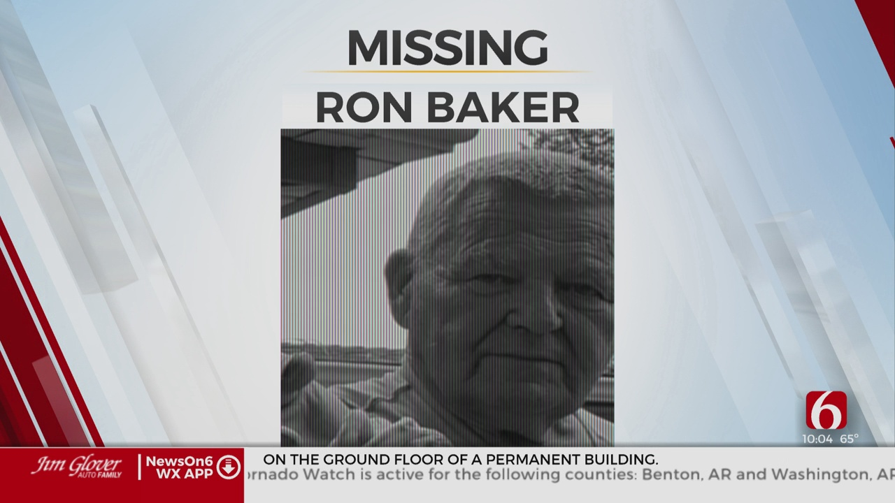 Authorities In Nowata County Search For Missing 84-Year-Old Man