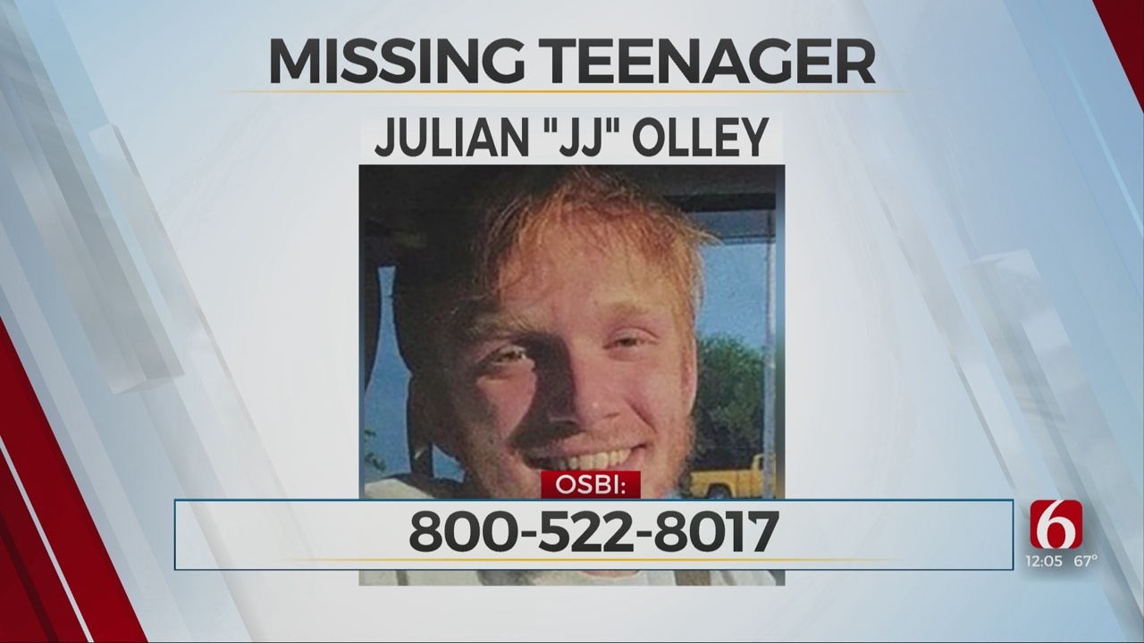 Tulsa Community Joins Together To Help Find Missing Children