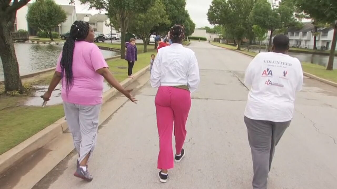 Tulsa Community Joins Together To Help Find Missing Children