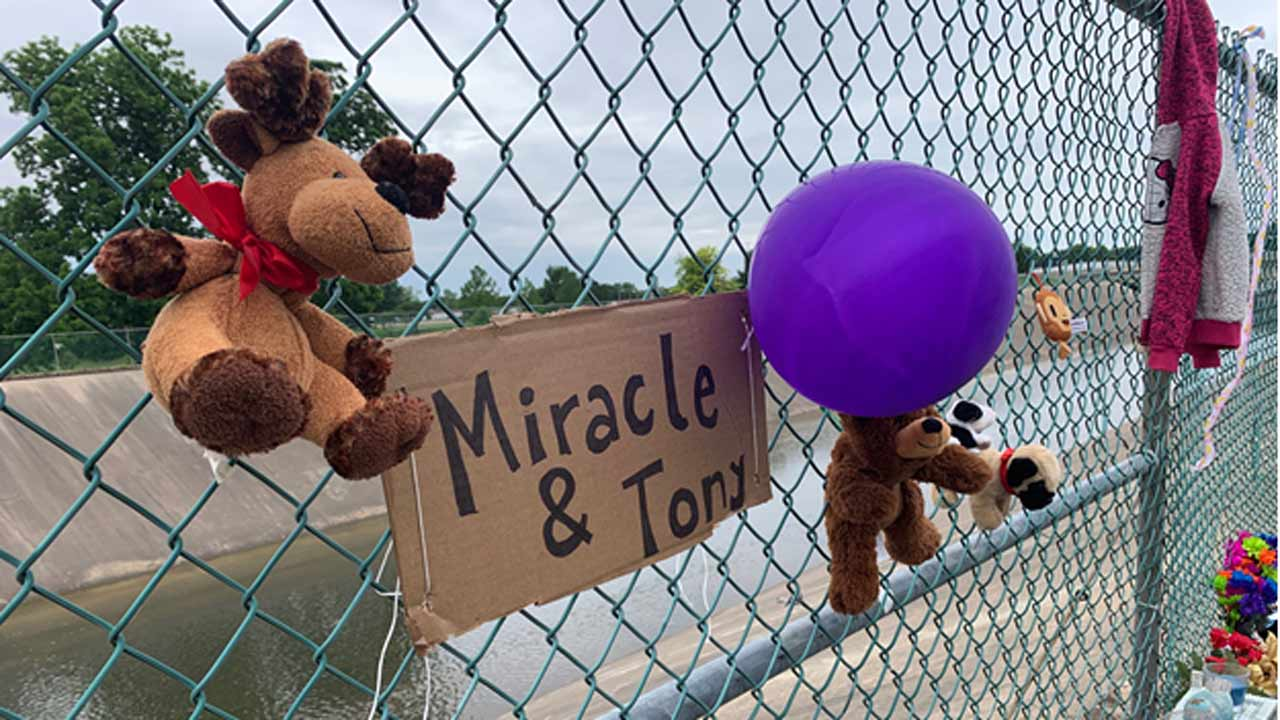 TPD Continues Recovery Effort As Community Holds Memorial For Missing Toddlers