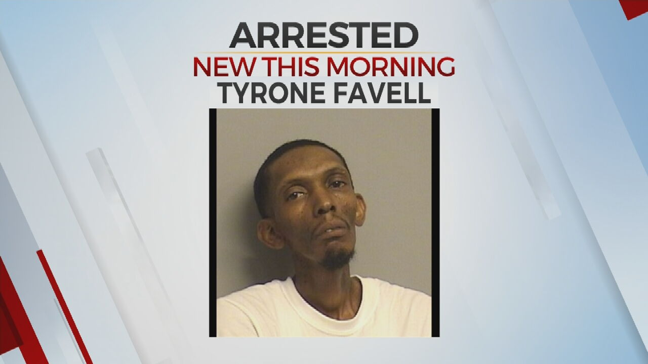 Tulsa Man Arrested, Accused Of Shooting With Intent To Kill