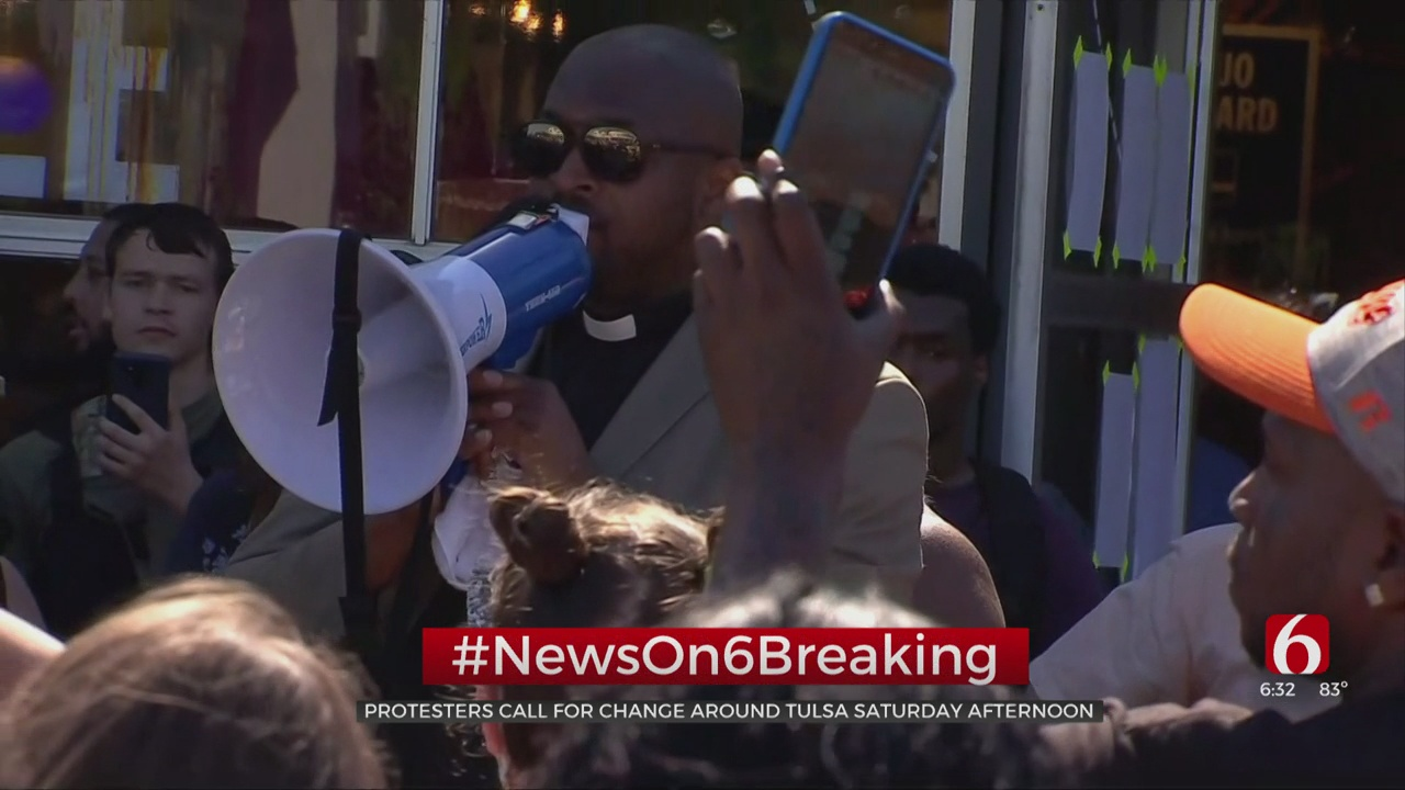 Residents, Community Leaders Demand Action From Local Officials After Death Of George Floyd