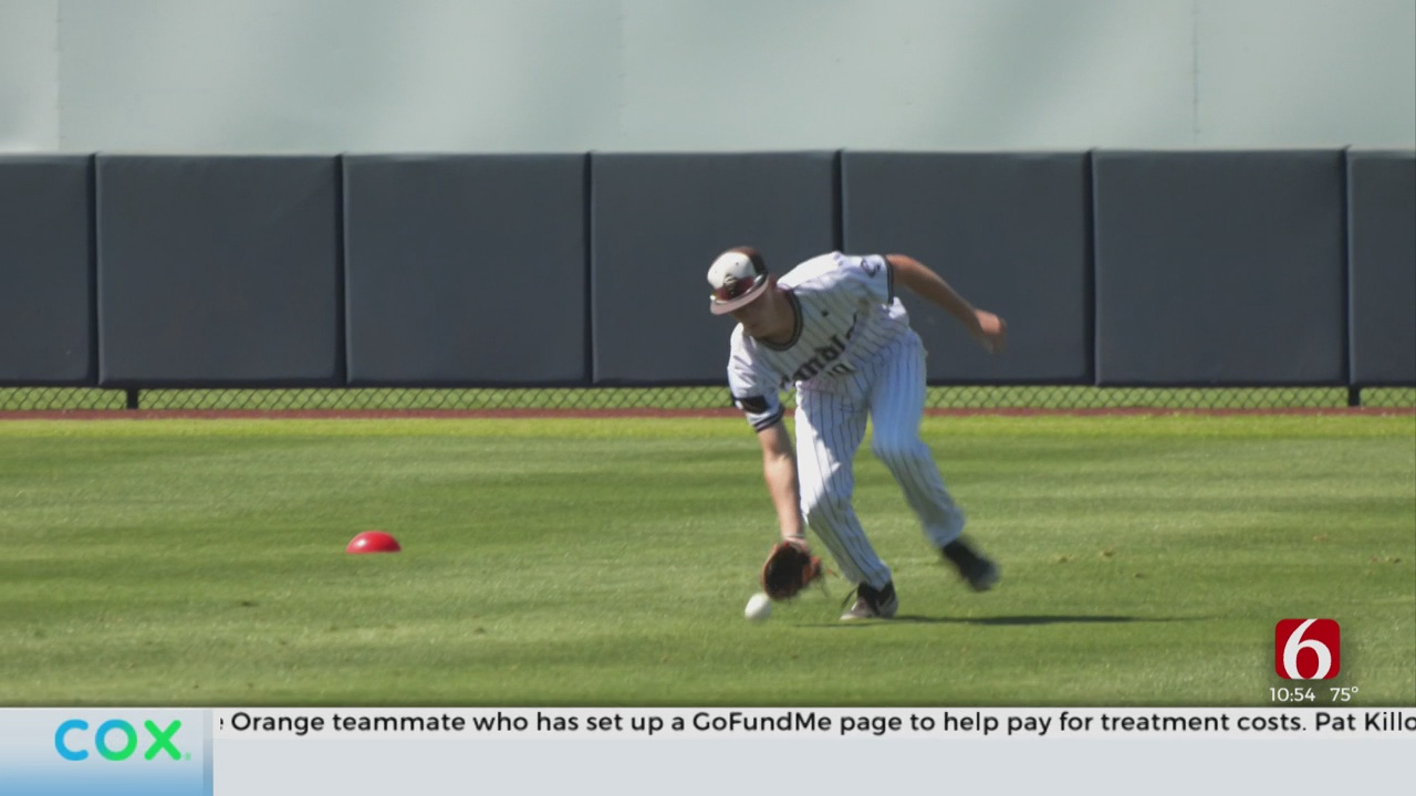 Area Baseball Standouts Sharpen Skills In 'Sandlot High School Player Showcase'