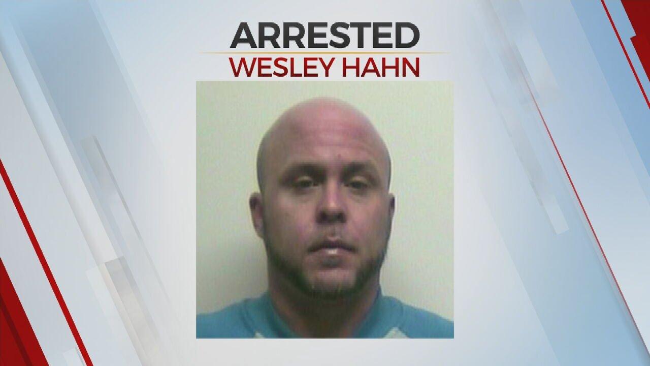 Broken Arrow Police Arrest Man Accused Of Trying To Set Woman On Fire