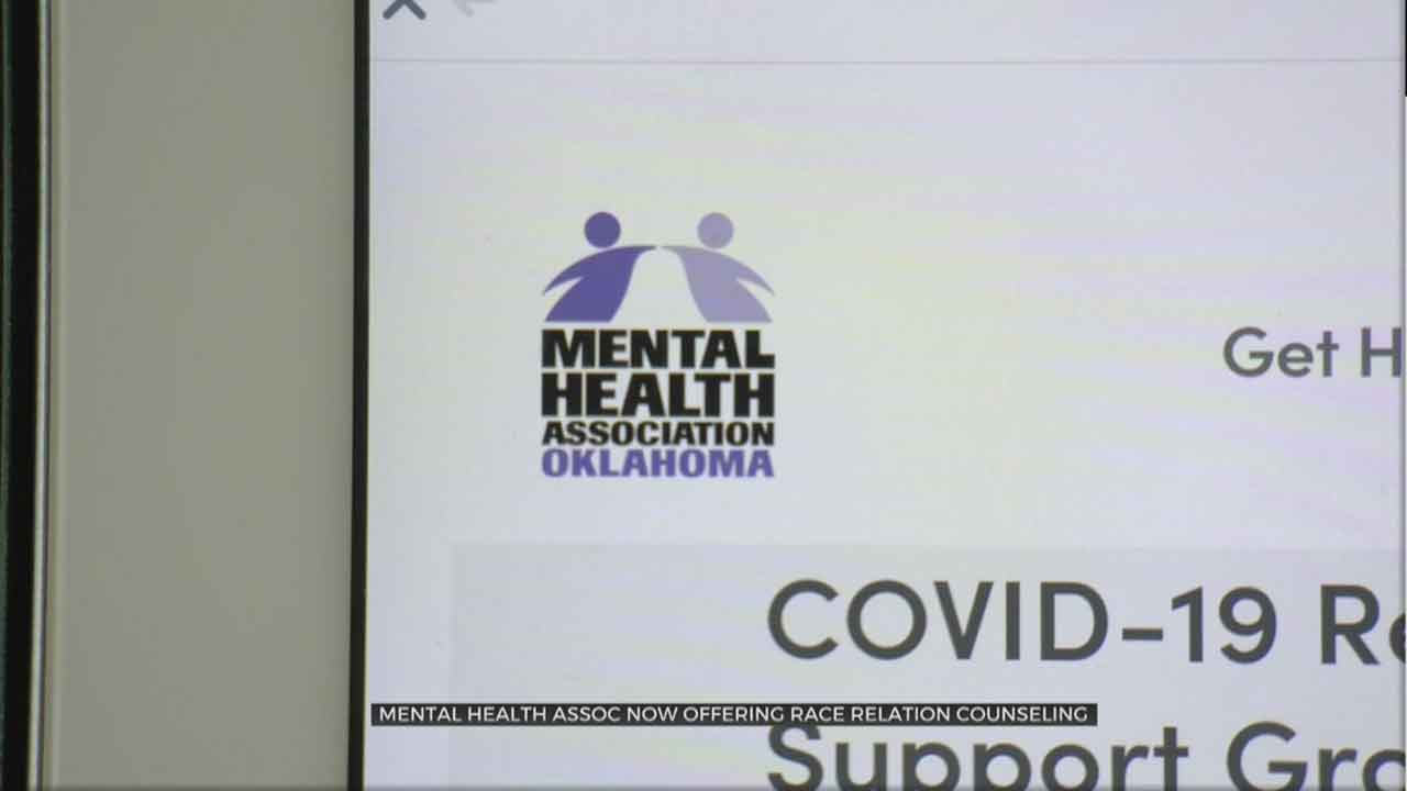 Mental Health Association Of Oklahoma Offering Race Relation Counseling