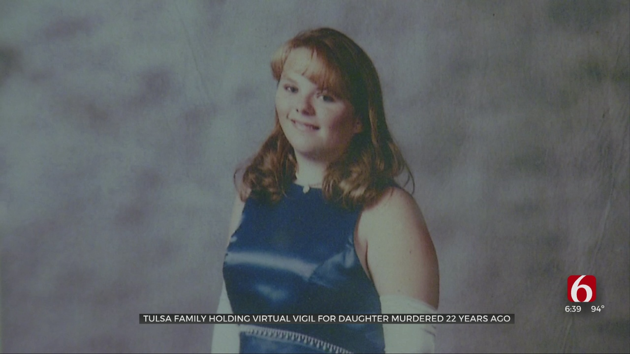 Tulsa Family Still Searching For Answers 22 Years After Daughter's Death