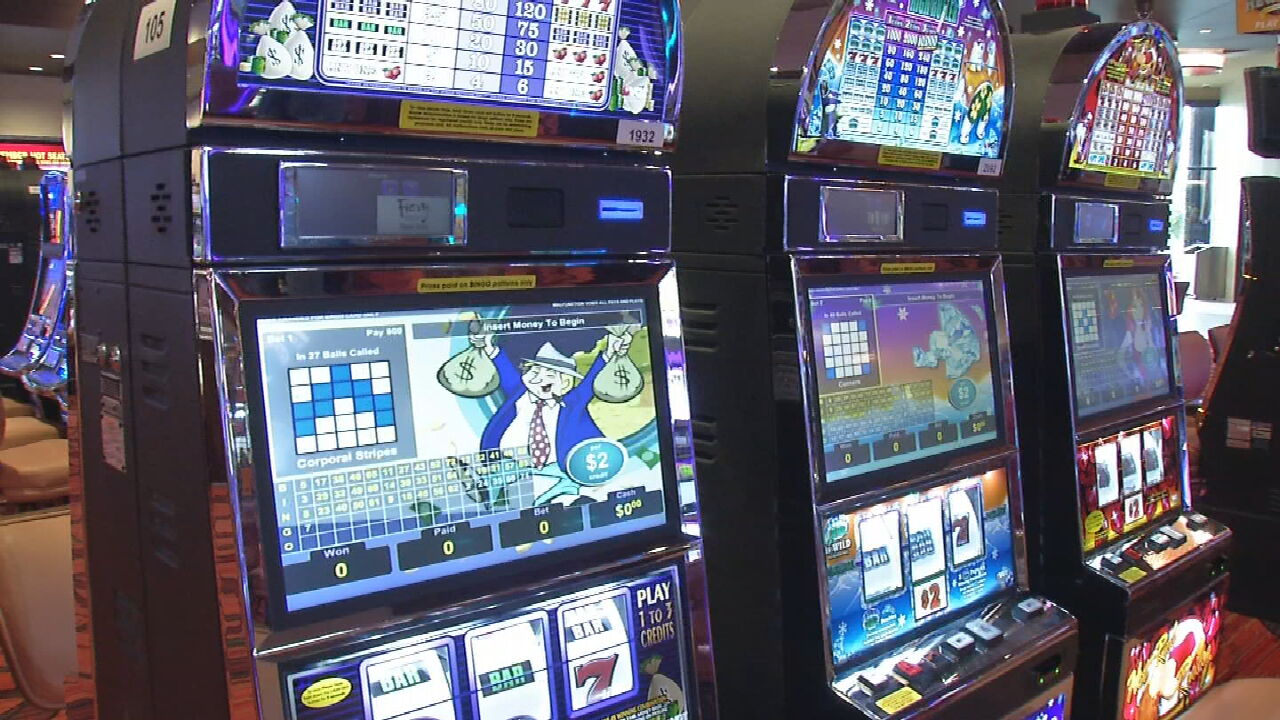 Federal Government Approves Gaming Compacts For Two Oklahoma Tribes