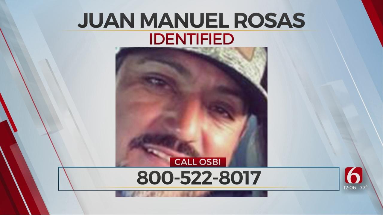 Murray County Sheriff, OSBI Identify Man Found Dead On Sunday