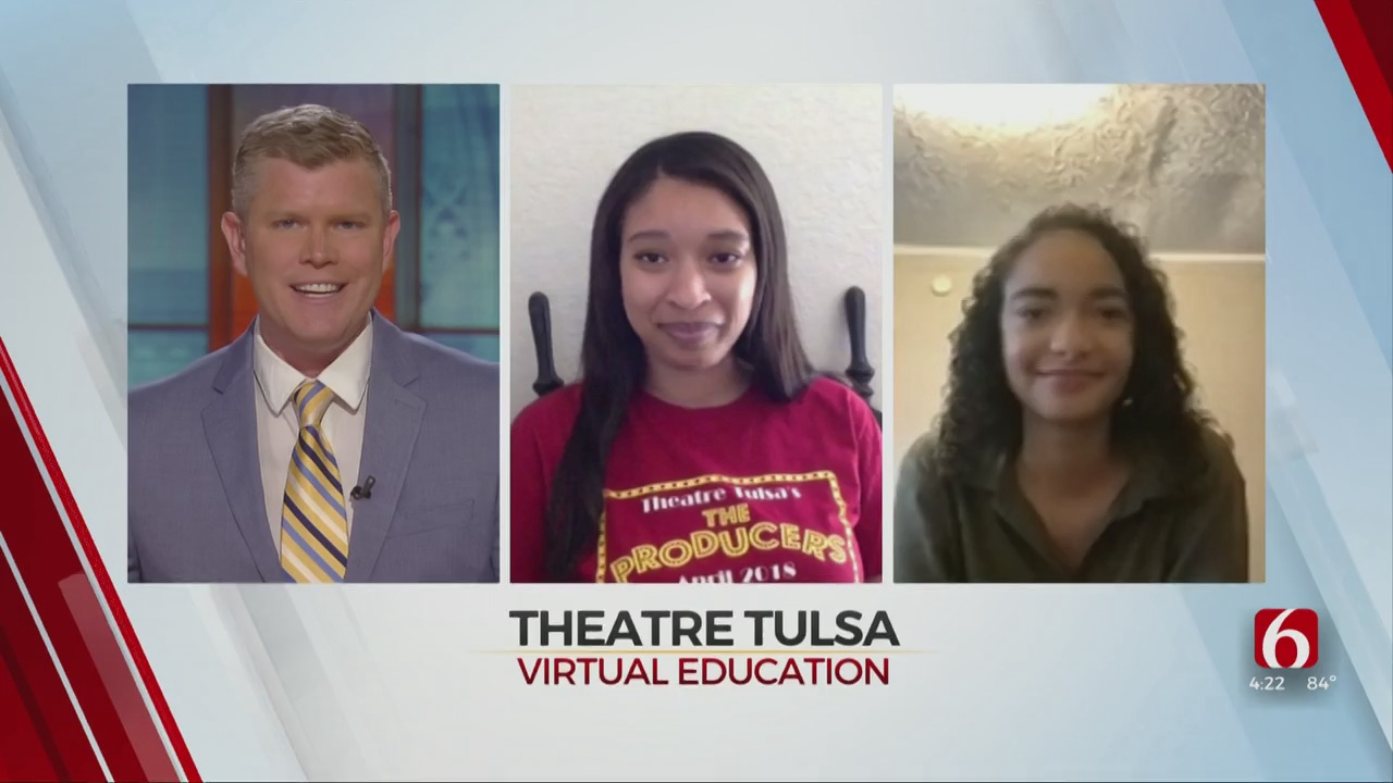 Theatre Tulsa Offers Online Broadway Camp