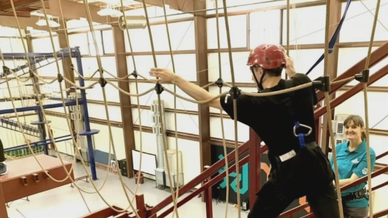 Skyway Leadership Challenge Course Offers Summer Day Camps