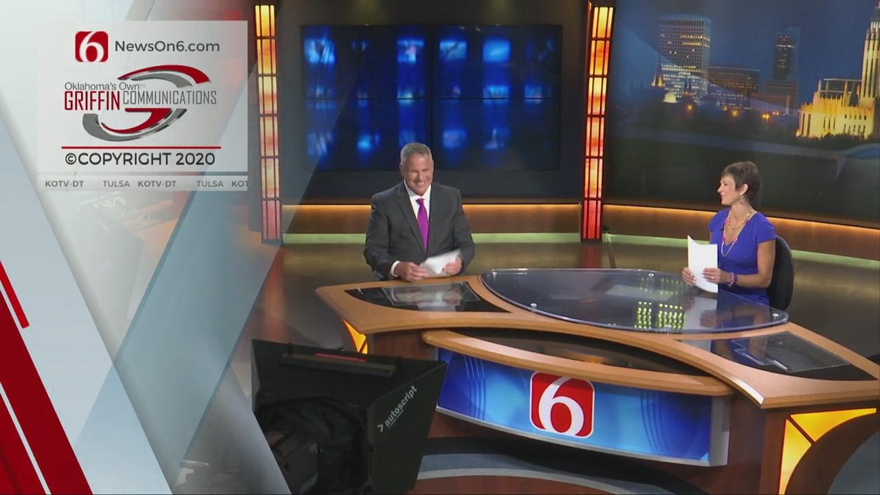 News On 6 10 p.m. Newscast (June 11)