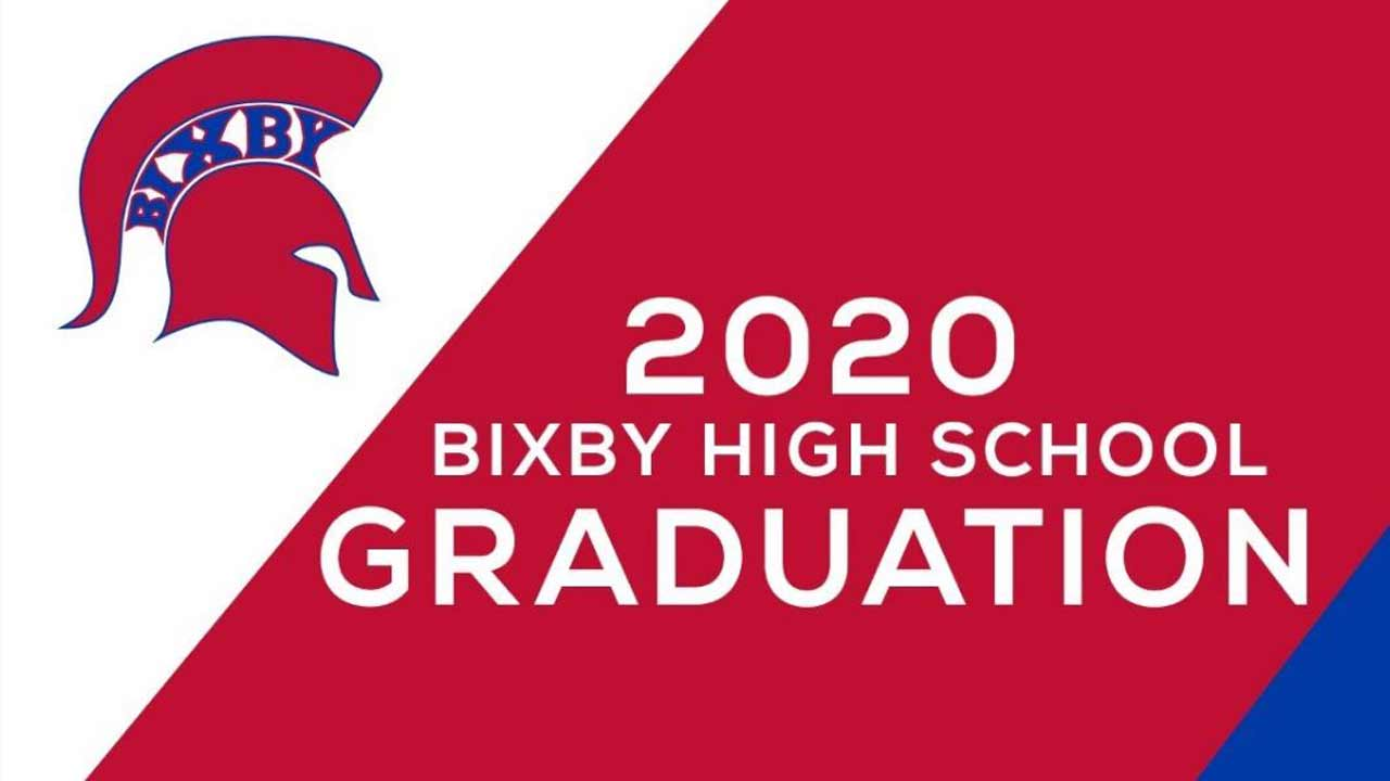 Bixby Schools Hosting 3 Physical Graduation Ceremonies For Class Of 2020