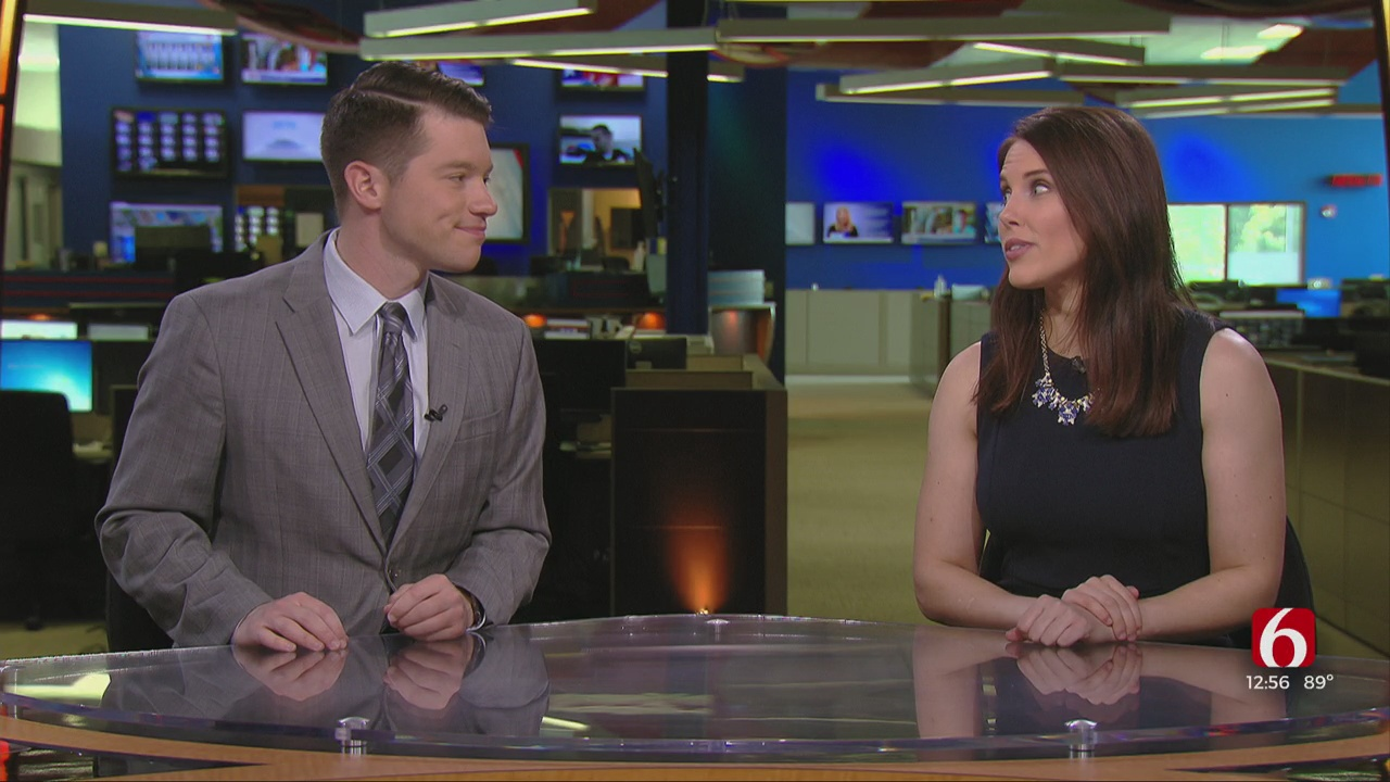 News On 6 Noon Newscast (June 15)