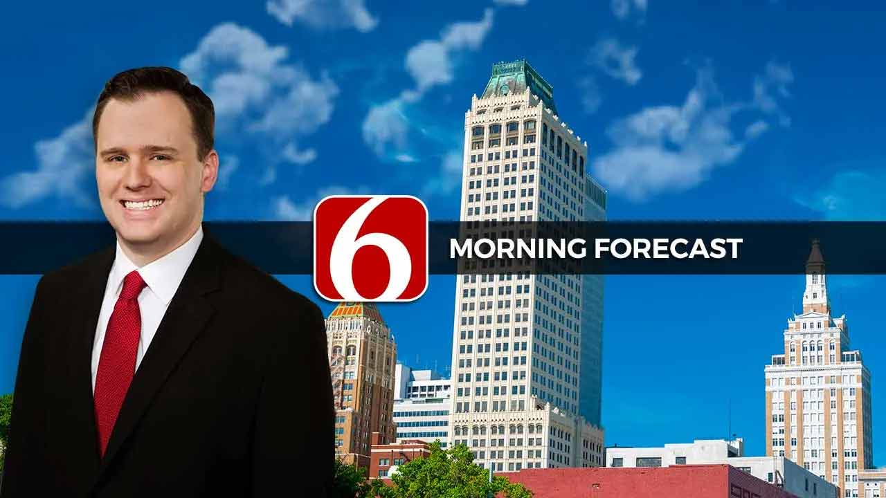Mid-Morning Forecast With Stephen Nehrenz