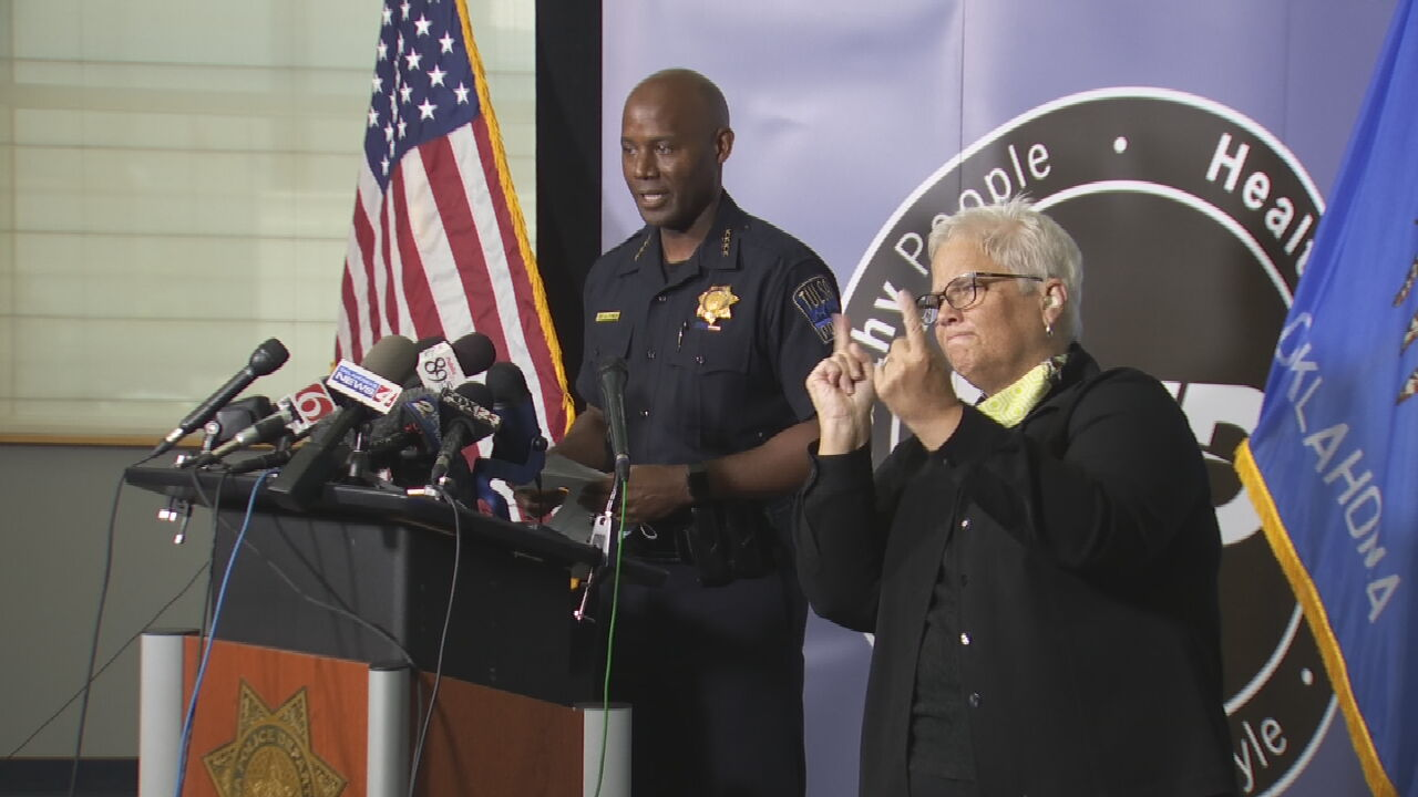 Tulsa Mayor, Health Officials Implore Those Attending Weekend Event To Take Precautions