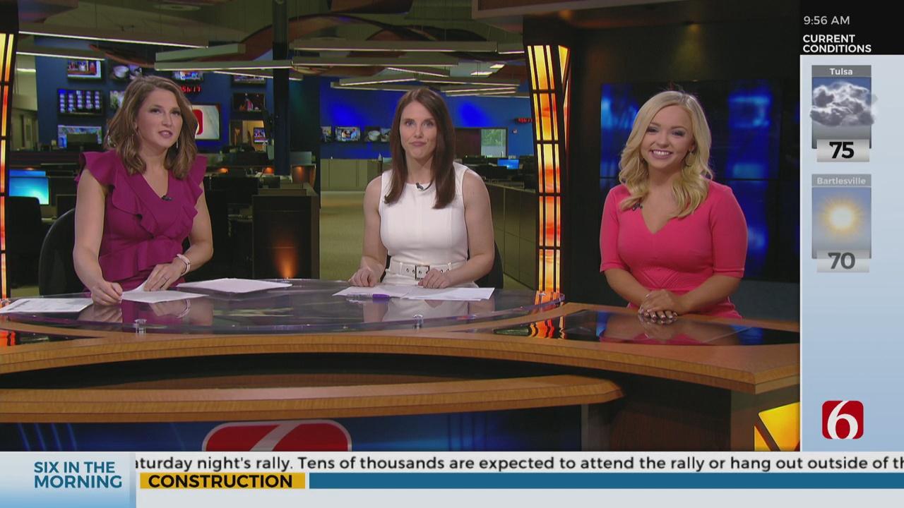 News On 6 9 a.m. Newscast (June 20)
