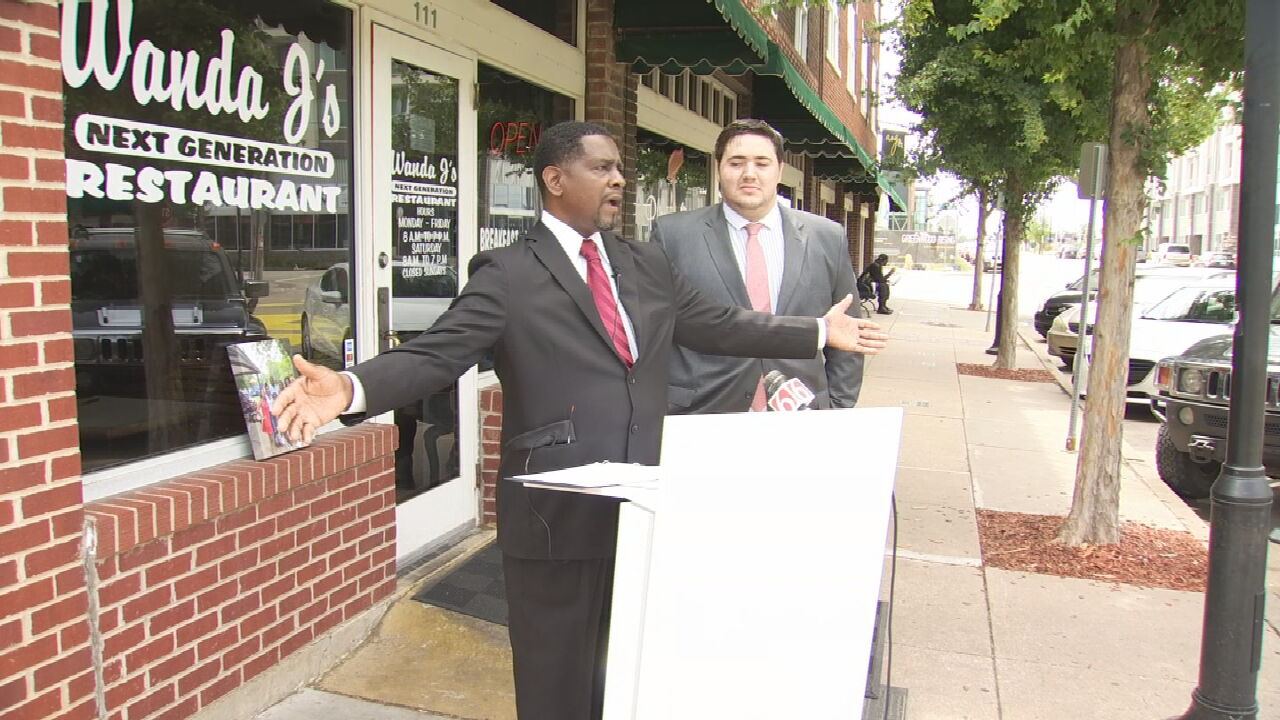 Tulsa Native Ty Walker Announces Campaign For Mayor