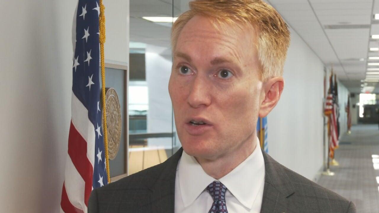 Sen. Lankford Says Legislation Alone Won't Solve Spike In COVID-19 Cases