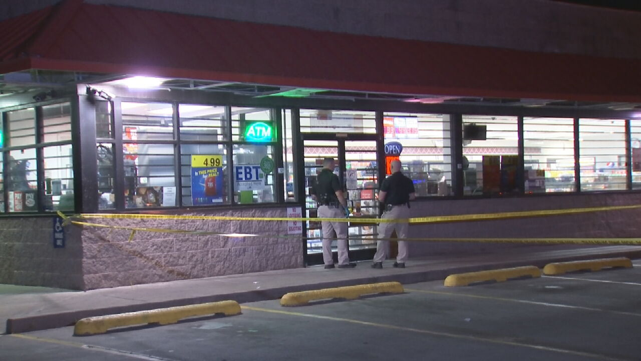 Police: Tulsa Store Clerk Shot, Killed While Taking Out The Trash