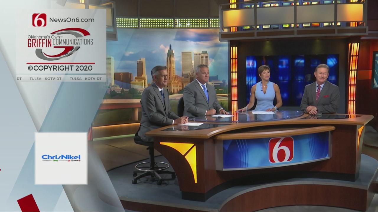News On 6 6 p.m. Newscast (June 24)