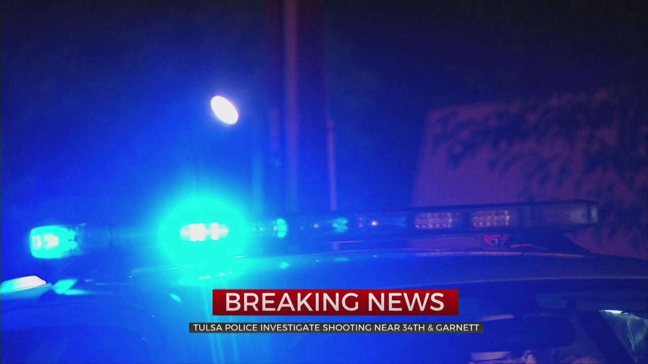 1 In Hospital After Shooting In Tulsa, Police Say