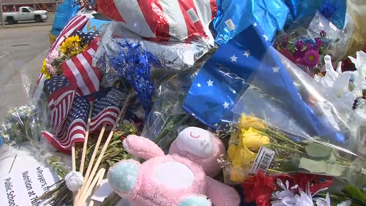 Tulsa Police Department Sees Outpouring Of Support For Injured Officers
