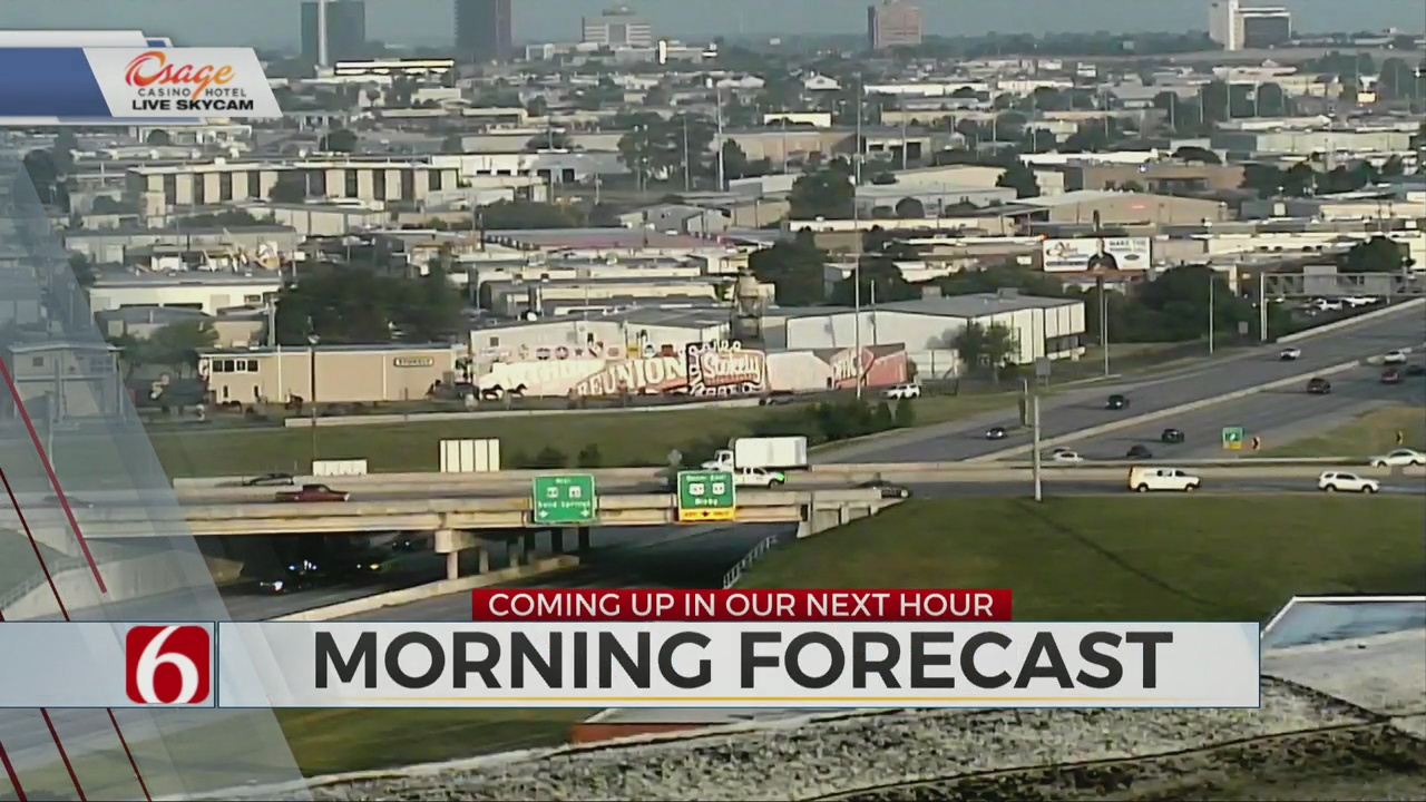 News On 6 6 a.m. Newscast (July 1)