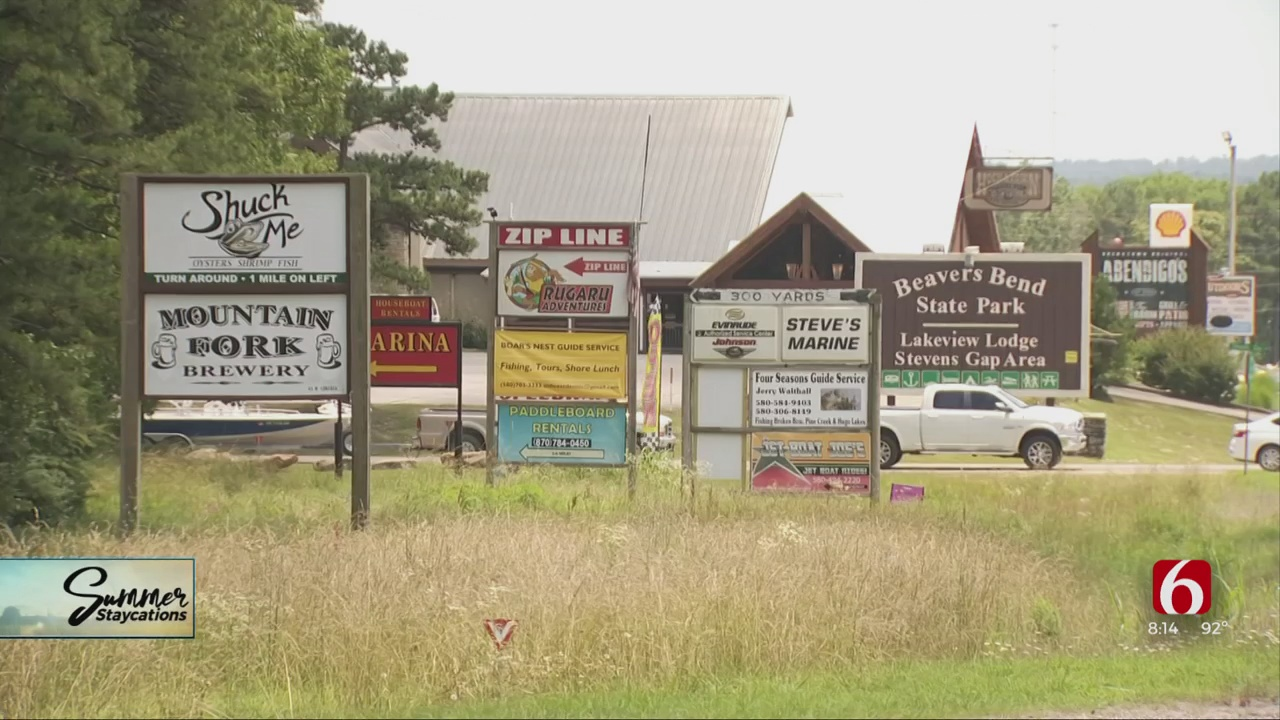 Summer Staycations: McCurtain County Booming With Tourists