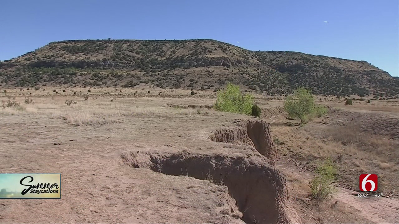 Summer Staycations: Black Mesa, Oklahoma's Highest Point