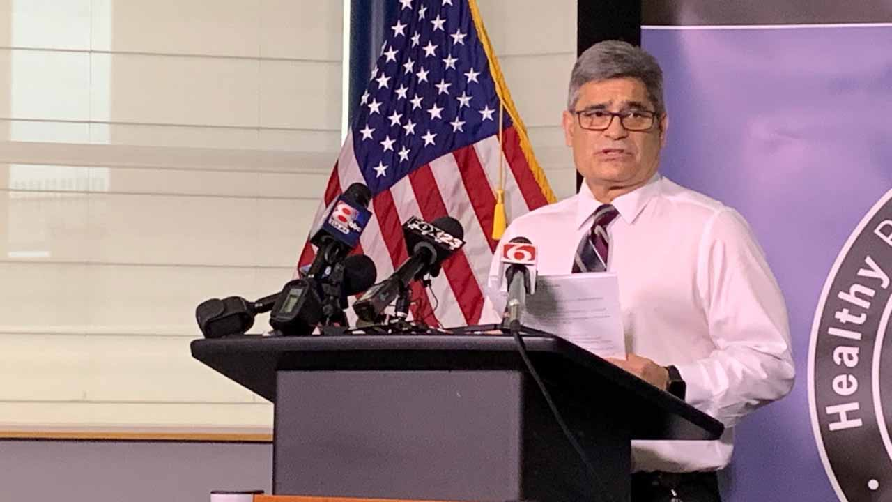WATCH: Tulsa's Mayor, Area Leaders Give Update On COVID-19 In Tulsa County