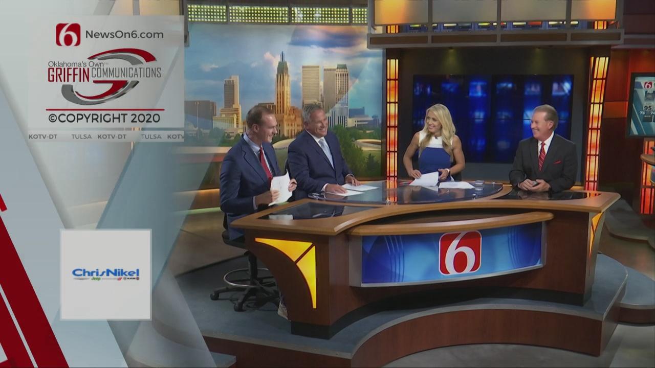 News On 6 6 p.m. Newscast (July 2)