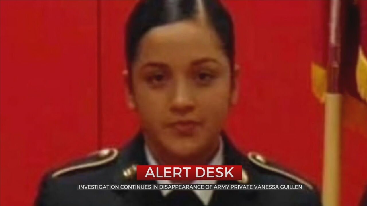 Missing Fort Hood Soldier Murdered, Buried By Army Specialist, Woman Says In Criminal Complaint