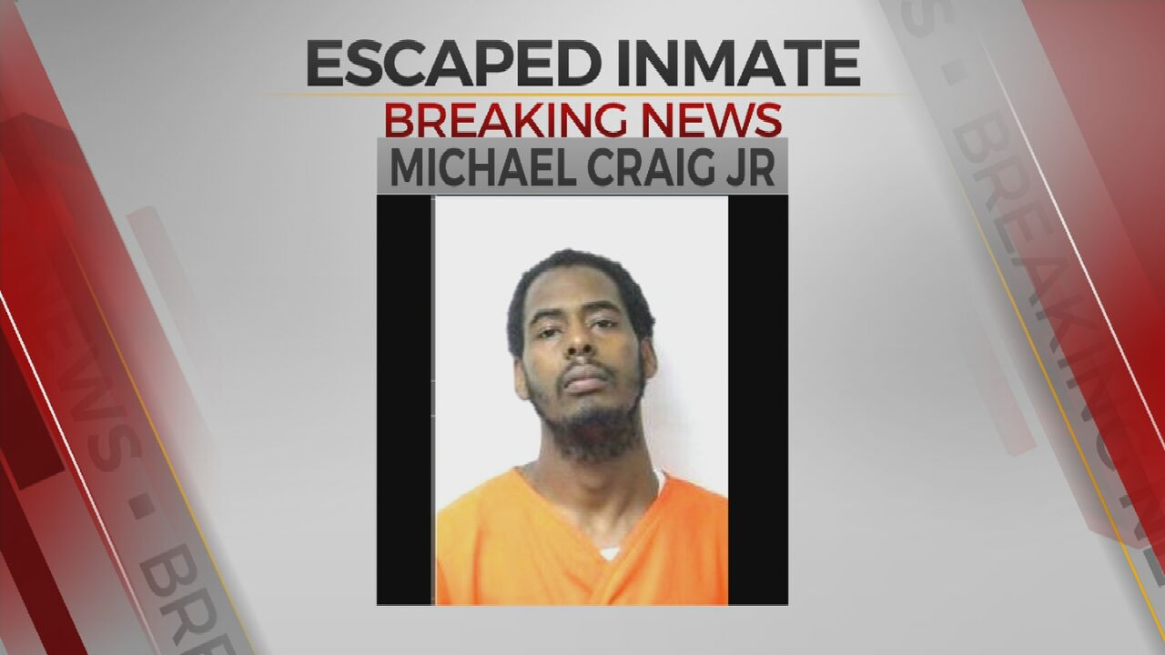 Inmates Escapes From McAlester Prison, Search Underway