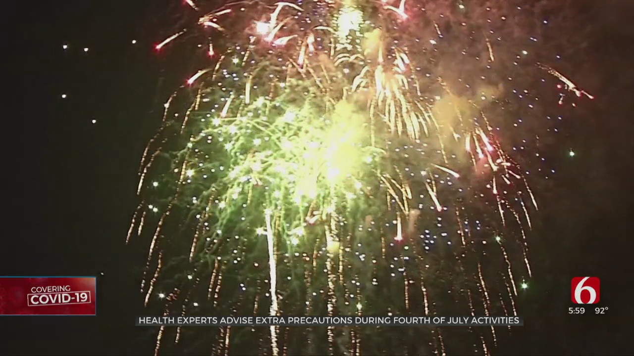 Health Experts Encourage Caution During Independence Day Celebrations