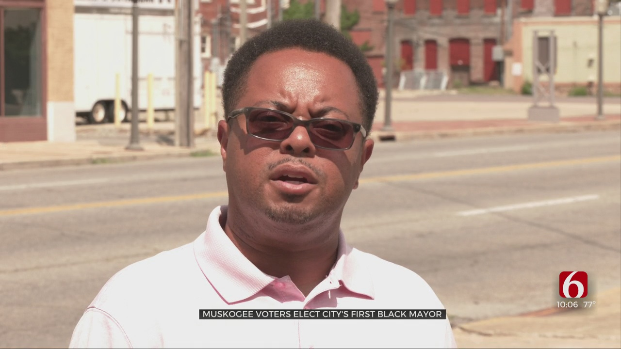 Muskogee Voters Elect City's First Black Mayor