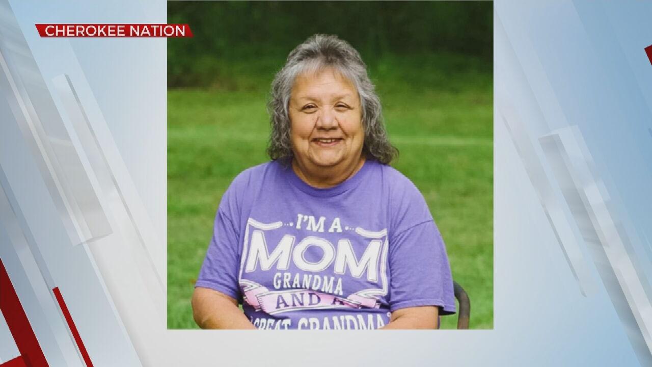 """Cherokee Nation Mourns The Loss Of Elder Edna """"Dolly"""" Raper"""